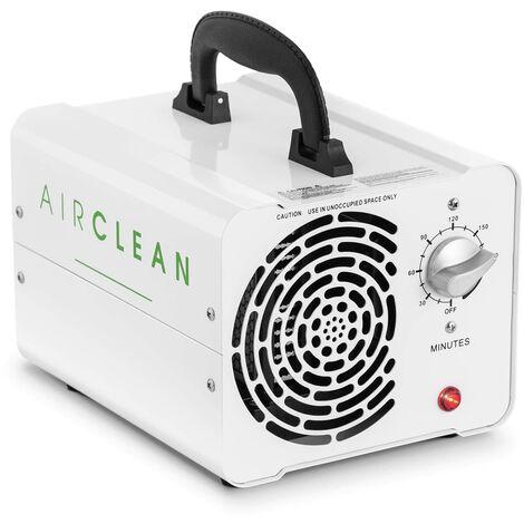 Generador De Ozono Ozonizador Máquina Purificadora Aire 10.000 mg Temporizador