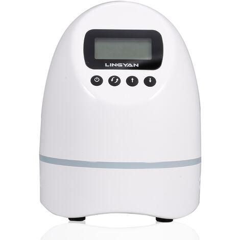 Generador de ozono purificador de aire ozonizador Maquina grande para el hogar Taller de coches de habitaciones Animales domesticos Mejorar el medio ambiente del aire interior