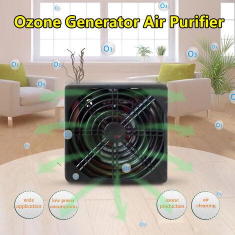 Generador de ozono Tabletas Purificador de aire Ozonizador