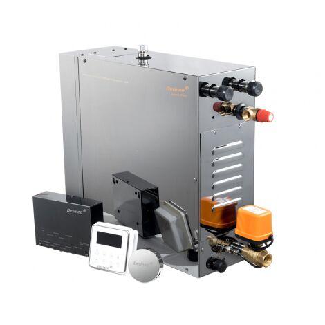 Generador de vapor para Hammam 12Kw Desineo Premium Pro Series Todas las opciones