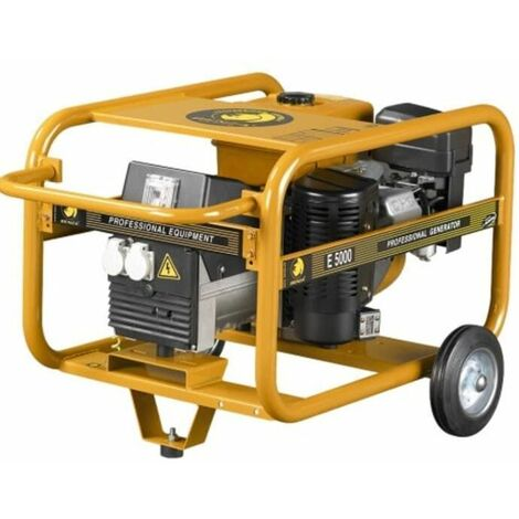 Generador E5000 | ES5000 - Arranque eléctrico