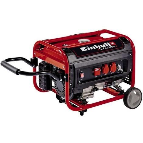 Generador Electrico TC PG 3500W Einhell
