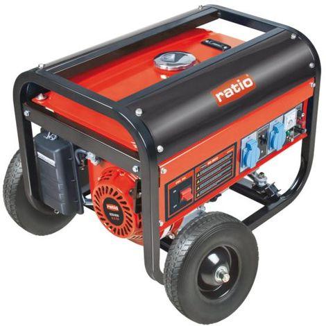 Generador electrógeno gasolina rg-3600 - talla