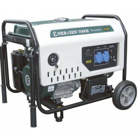 Generador Energen 7500 Kiotsu 6.000 W. Nominal A/E