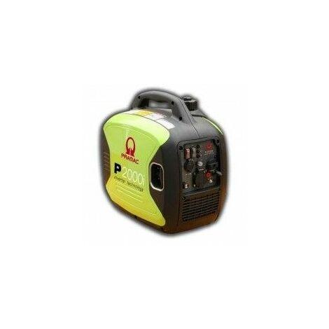 "main image of ""Generador Gas. Motor Yamaha Mz80 230v 50hz 2kva P2000i Prama"""