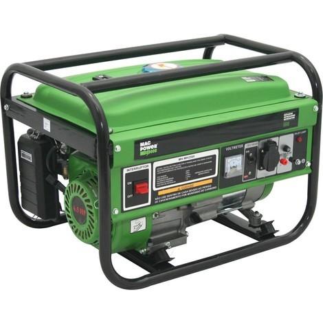 Generador Gasolina 2200W 15L garantizado