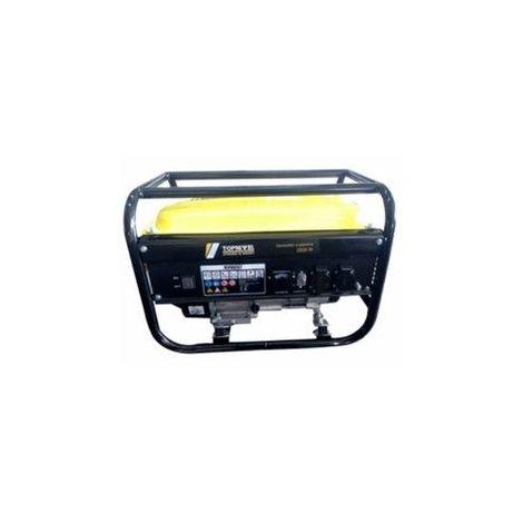 Generador gasolina 4t/10w-40 2,2kva 15lt nivel
