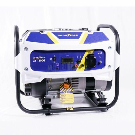 Generador gasolina Goodyear a 4 tiempos y arranque manual