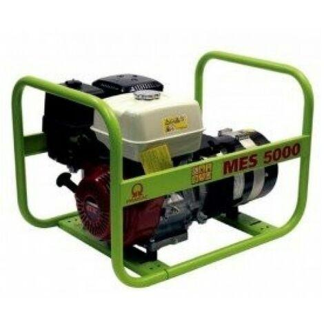 "main image of ""Generador gasolina motor honda gx-270 230v 50hz 5,1kva mes50"""