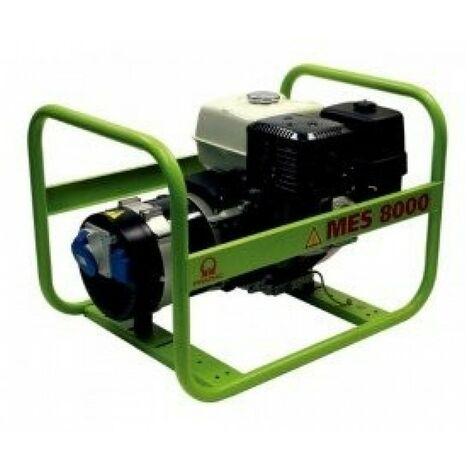 Generador gasolina motor honda gx-390 230v 50hz 7,2kva mes80