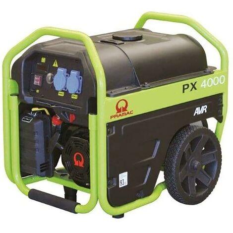 Generador Gasolina Motor Pramac 208Cc Px4000 Avr Pramac