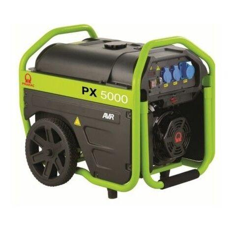 Generador Gasolina Motor Pramac 389Cc 230V 50Hz 4Kva Px5000