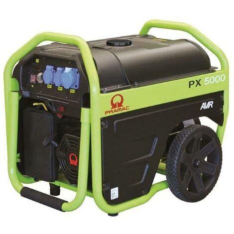 Generador Gasolina Motor Pramac 389Cc Px5000 Avr Pramac