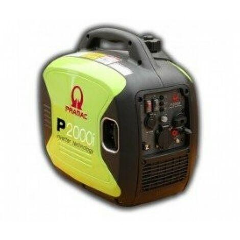 Generador gasolina motor yamaha mz80 230v 50hz 2kva p2000i p