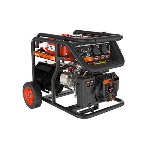 Generador Genergy 4T Ohv 4500W 4 KVA - GENERGY - 10015