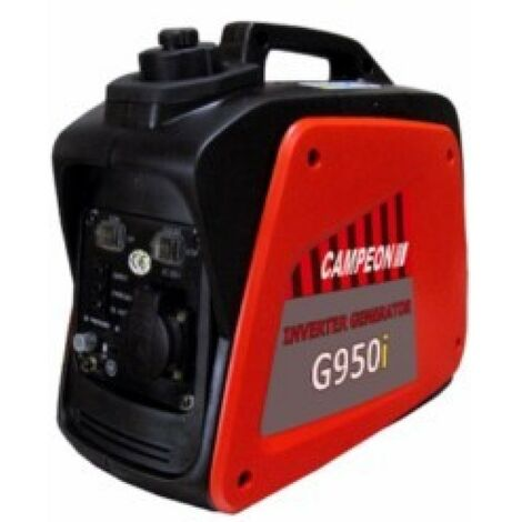 Generador inv. 1 toma 40cm3 / 1,35cv 4 tiempos g-950 campeon
