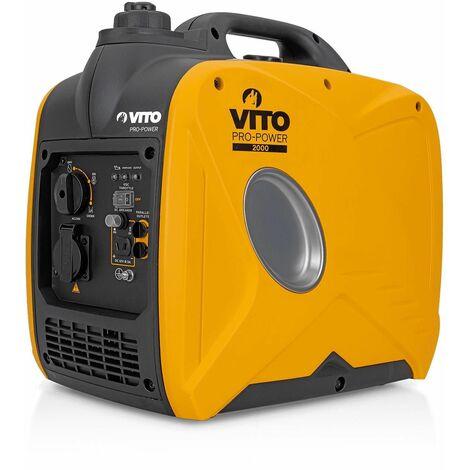 Generador Inverter 2000 Vito Pro Power