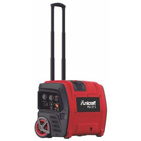 Generador inverter 230 V UNICRAFT PG-I 21 S
