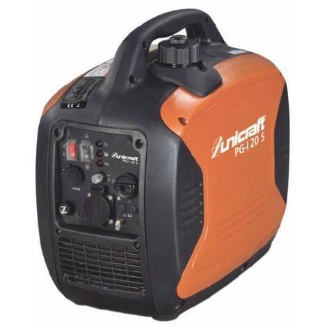 Generador inverter silencioso UNICRAFT PG-I 20 S