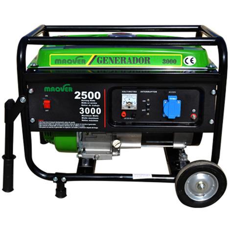 Generador MAQVER LT3000 CL