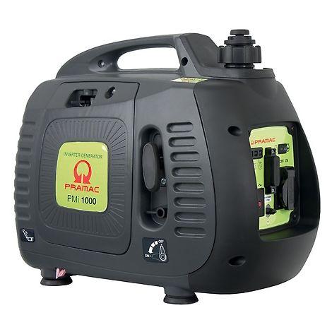 Generador Pramac PMi1000 inverter, gasolina, potencia LTP 1000 W, arranque manual