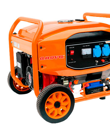 Generador Trifásico 7000W Anova GC7000Tfe