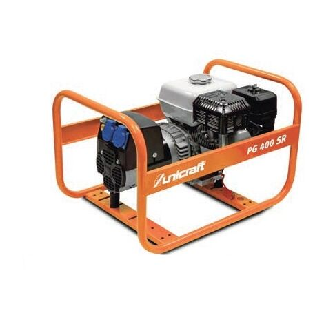 Generador UNICRAFT PG 400 SR
