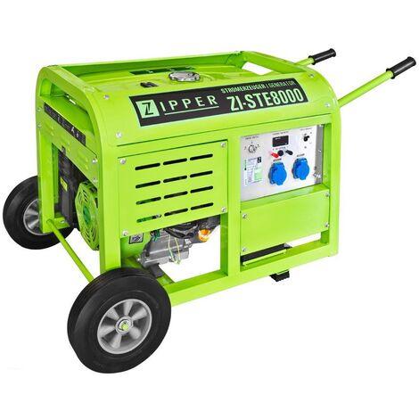 Generador ZIPPER ZI-STE8000