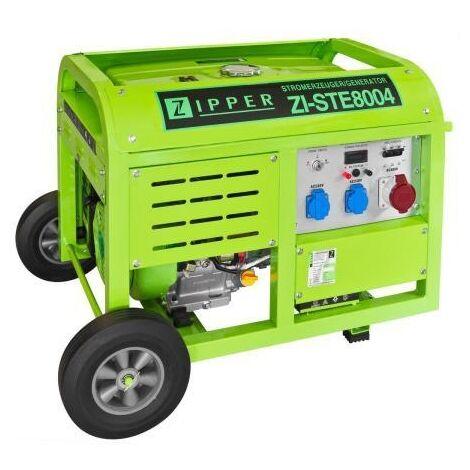 Generador ZIPPER ZI-STE8004