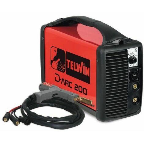 Generadores para la soldadura TELWIN D-Arc 200