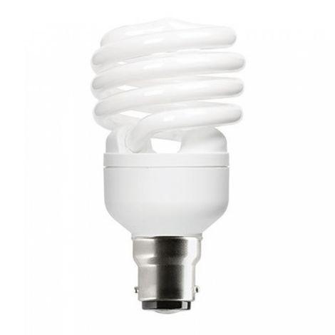 General Electric 85649 bulb B22 23W 2700K spiral 1450lm