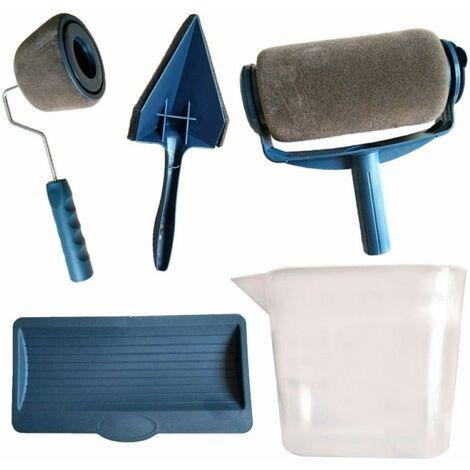General High Street TV Reconditionné PRO Paint Runner Pro Professional Roller, Bleu,