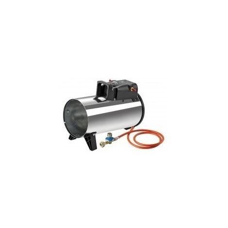 Generateur air chaud gaz 10kw/h65311 inox