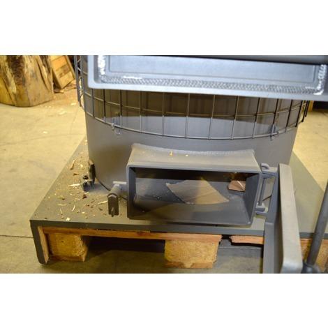 Générateur air chaud Géant N°8 DEOM TURBO