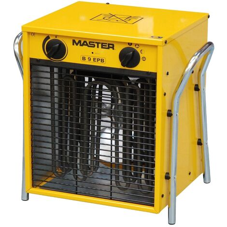 Générateur air chaud Master B9 EPB avec ventilateur