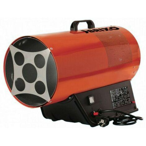 Générateur d'Air chaud 16KW BRIXO Soufflant à gaz Tuyau + Détendeur Chantiers Serres Fermes Evenementiel