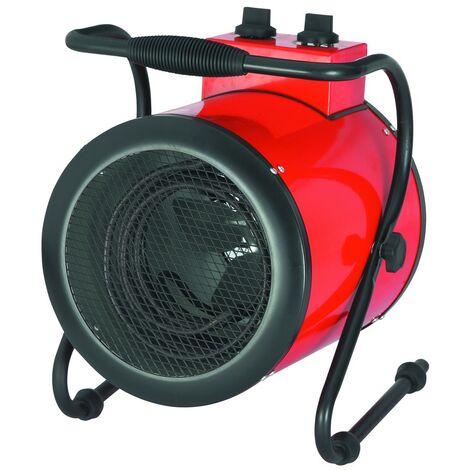 Générateur d'Air Chaud 3000W Rouge
