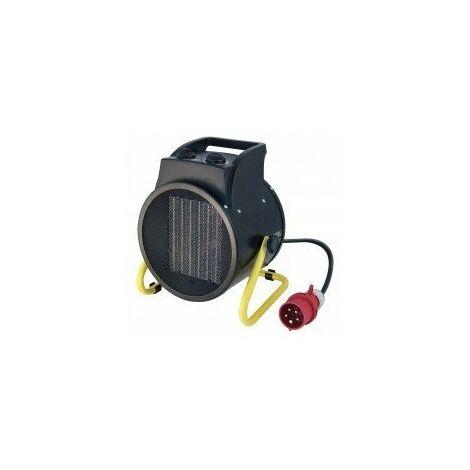 Generateur d'air chaud 5000w puissance 5000wdébit d'air 423 m³/hvolume 100m³poids xxxxg