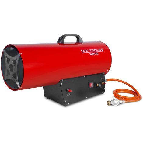 Générateur d'air chaud à gaz 50 kW MW-Tools WG170