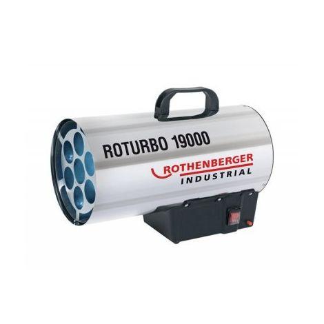 Générateur d'air chaud à Gaz Roturbo 19000 - 18,5 kW ROTHENBERGER