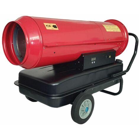 Générateur d'air chaud alimenté au mazou cm 147x69x83 italia DH1-100