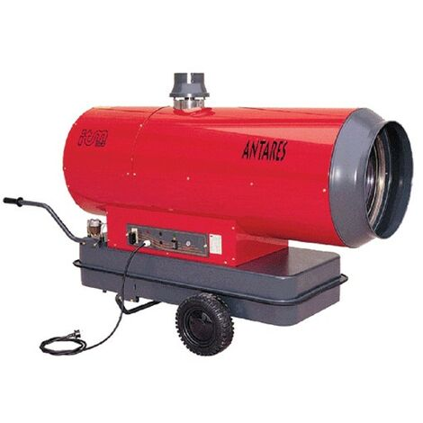 Générateur d'air chaud au gazoil 61318 Kcal/H ANTARES 70 - ITM