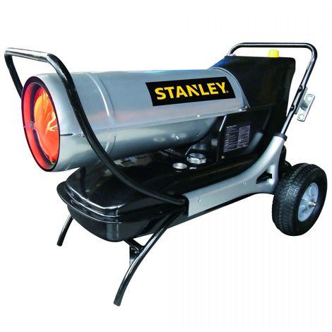 Générateur d'air chaud Diesel 36.5 KW STANLEY 125000 BTU Volume 700 m2