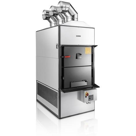 Générateur d'air chaud F 240 avec ventilateur