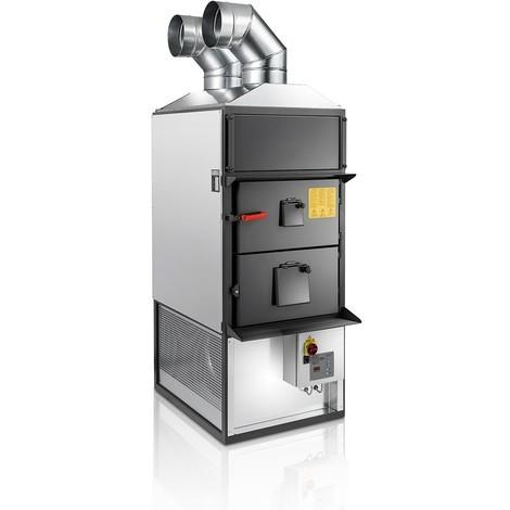 Générateur d'air chaud F 85 avec ventilateur