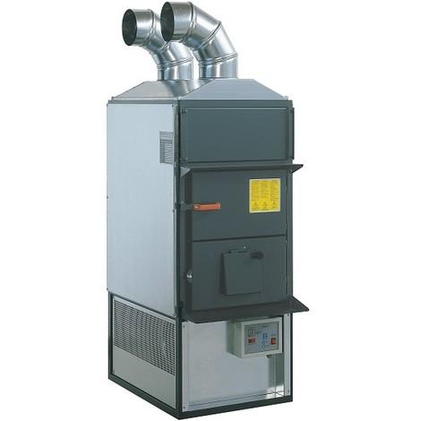 Générateur d'air chaud F55 avec ventilateur