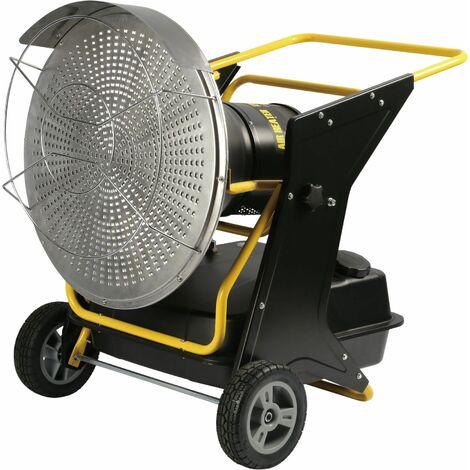 Générateur d'air chaud infrarouge diesel 40KW - Wa