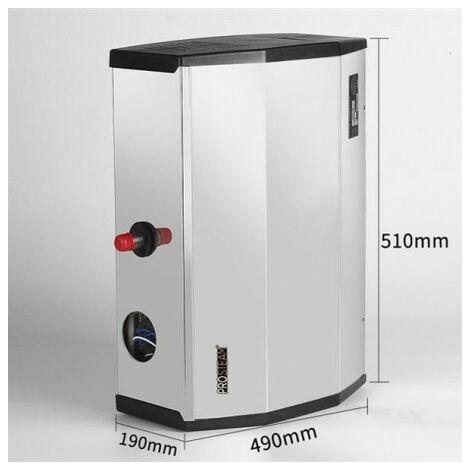 Générateur de vapeur hammam PRO STEAM® CUVE INOX - 4,5 kW