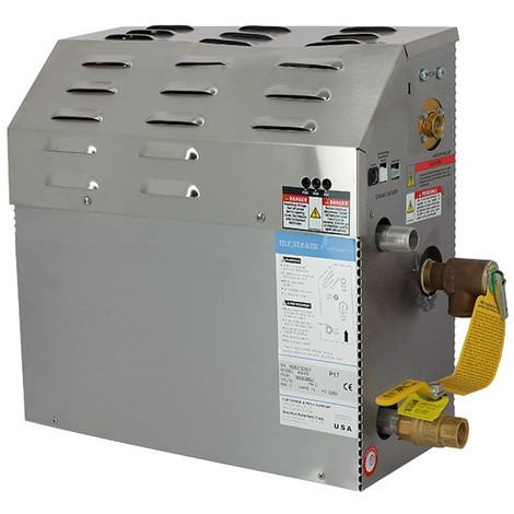 Générateur de vapeur MS 5 à 11 m3