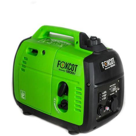 Générateur inverseur silencieux 1,2 KW Foxcot GT-1200i